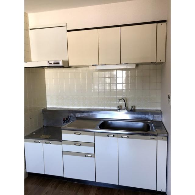 パストラル野沢壱番館 301号室のキッチン