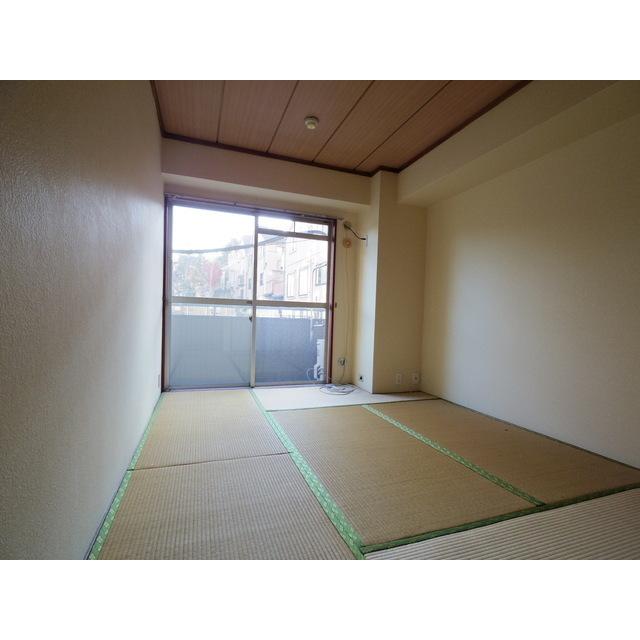 ロイヤルパレス渋谷 202号室の居室