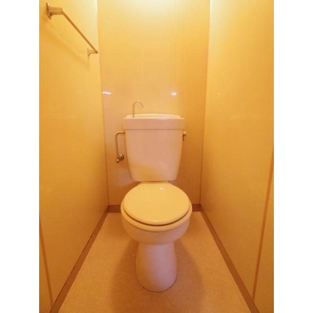 ロイヤルパレス渋谷 202号室のトイレ