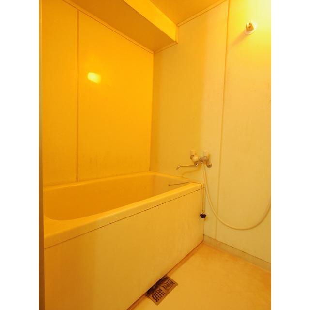 ロイヤルパレス渋谷 202号室の風呂