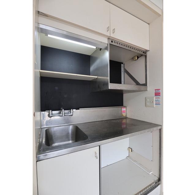 黎明スカイレジテル 626号室のキッチン