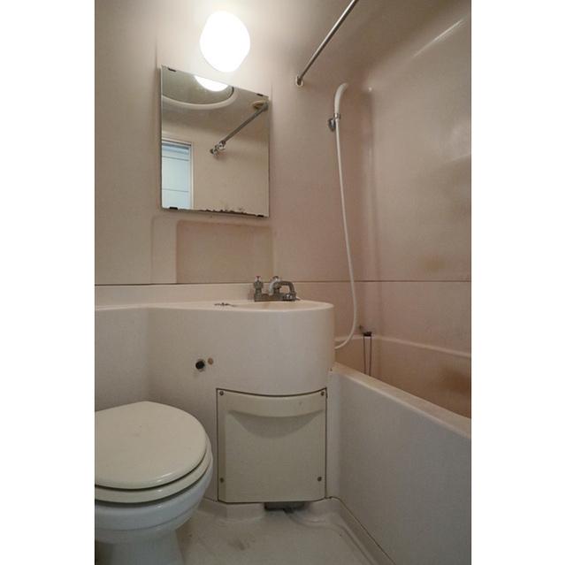 黎明スカイレジテル 626号室の風呂