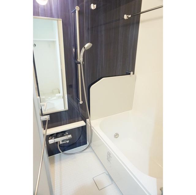 Dimus品川戸越 201号室の風呂