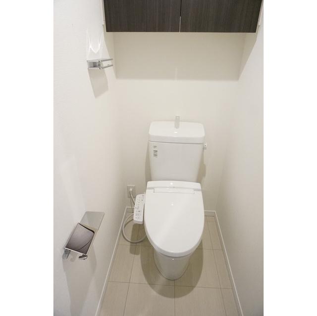 Dimus品川戸越 201号室のトイレ