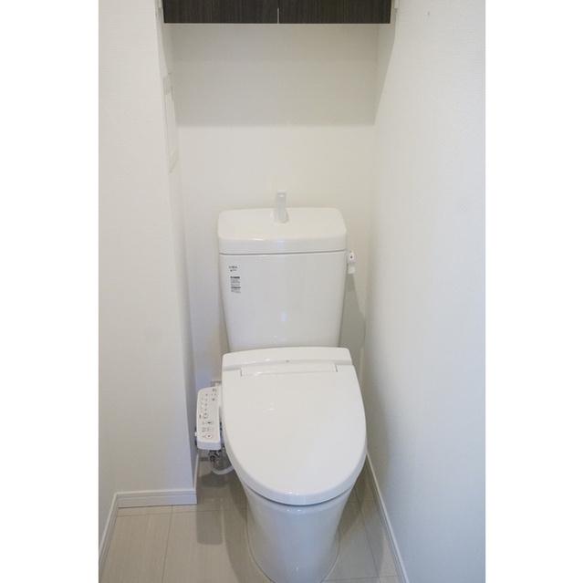 Dimus品川戸越 204号室のトイレ