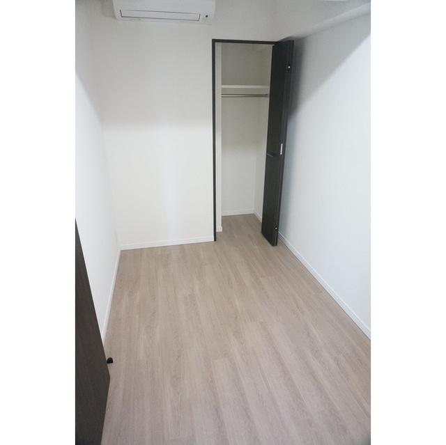 Dimus品川戸越 204号室の収納