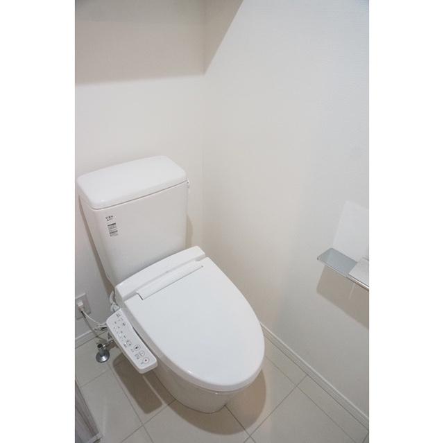 Dimus品川戸越 524号室のトイレ