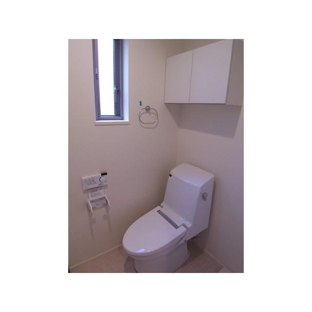 プレジール駒沢のトイレ