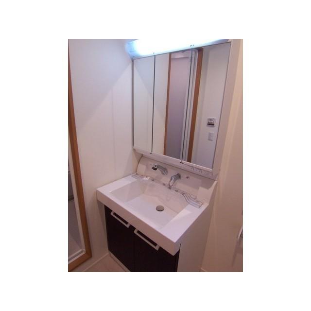 プレジール駒沢の洗面所