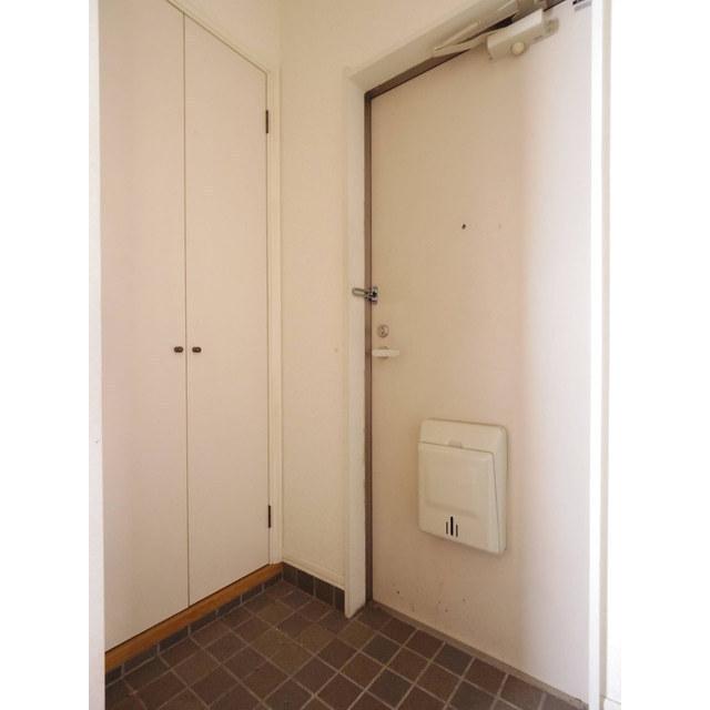 平町1丁目アパート -号室の玄関