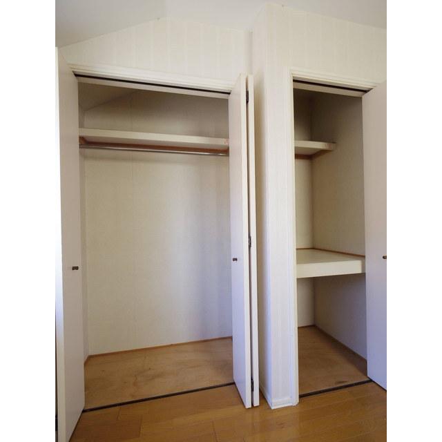 平町1丁目アパート -号室の収納