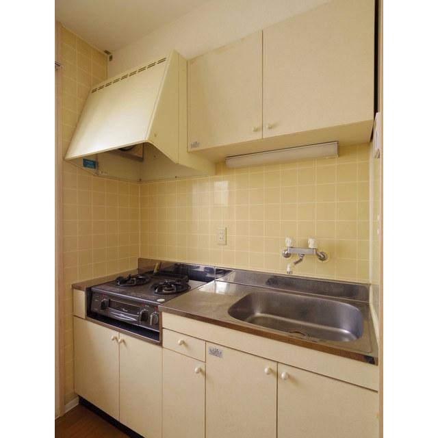 平町1丁目アパート -号室のキッチン