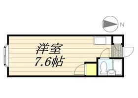 Felice浦和B 0109号室の間取り