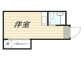 メゾン・ド・コライユ 0306号室の間取り