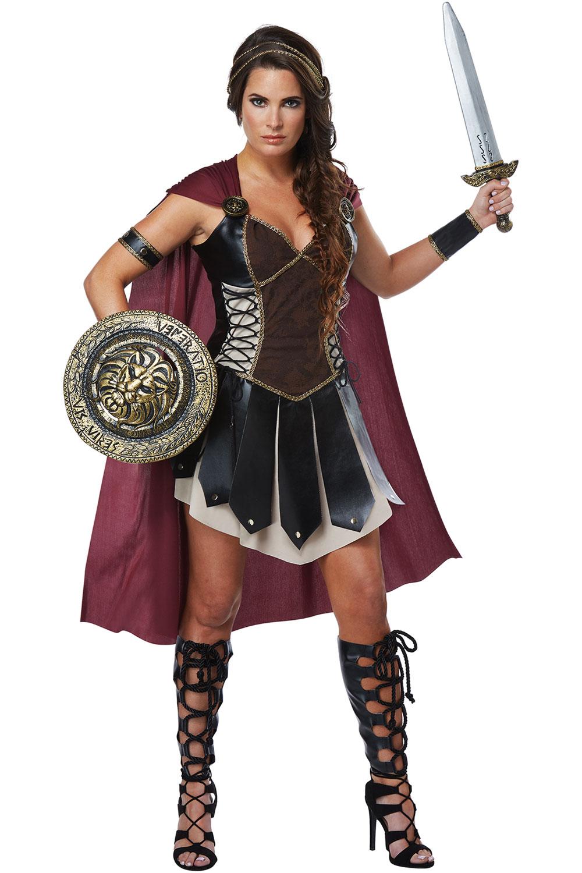 Greek Woman Warrior Greek Roman Warrior Gl...