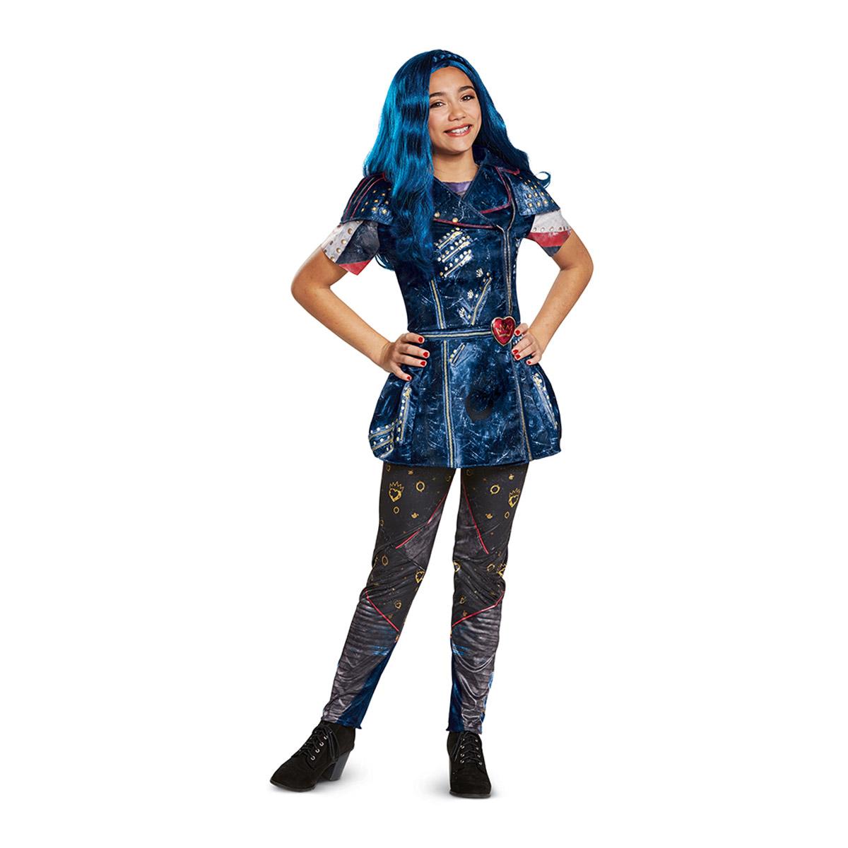 Disguise Disney Descendants 2 Evie Classic 2pc Halloween Costume ...