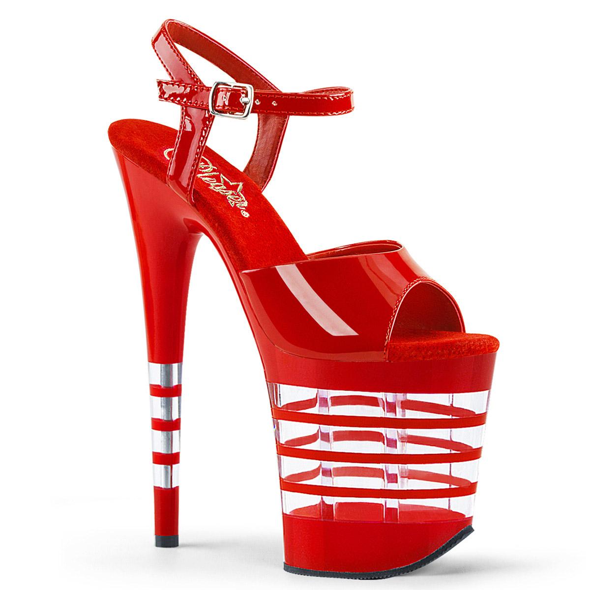 Pleaser Heel, 8