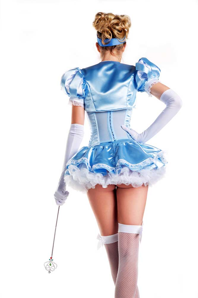 American princess adult costume