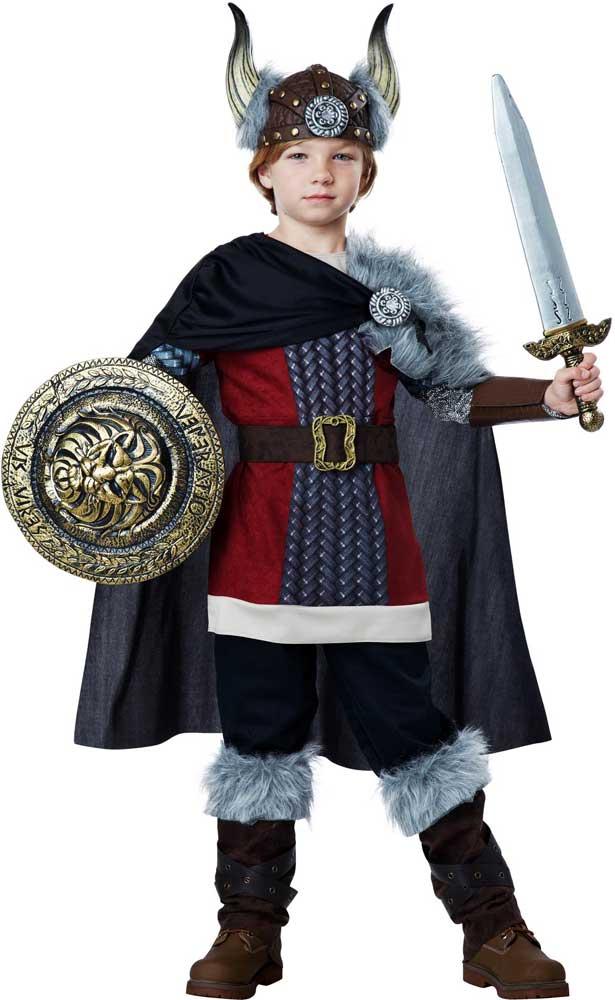Venturous-Viking-Child-Boy-Halloween-Costume-Prepare-Battle-  sc 1 st  eBay & Venturous Viking Child Boy Halloween Costume Prepare Battle Tunic ...