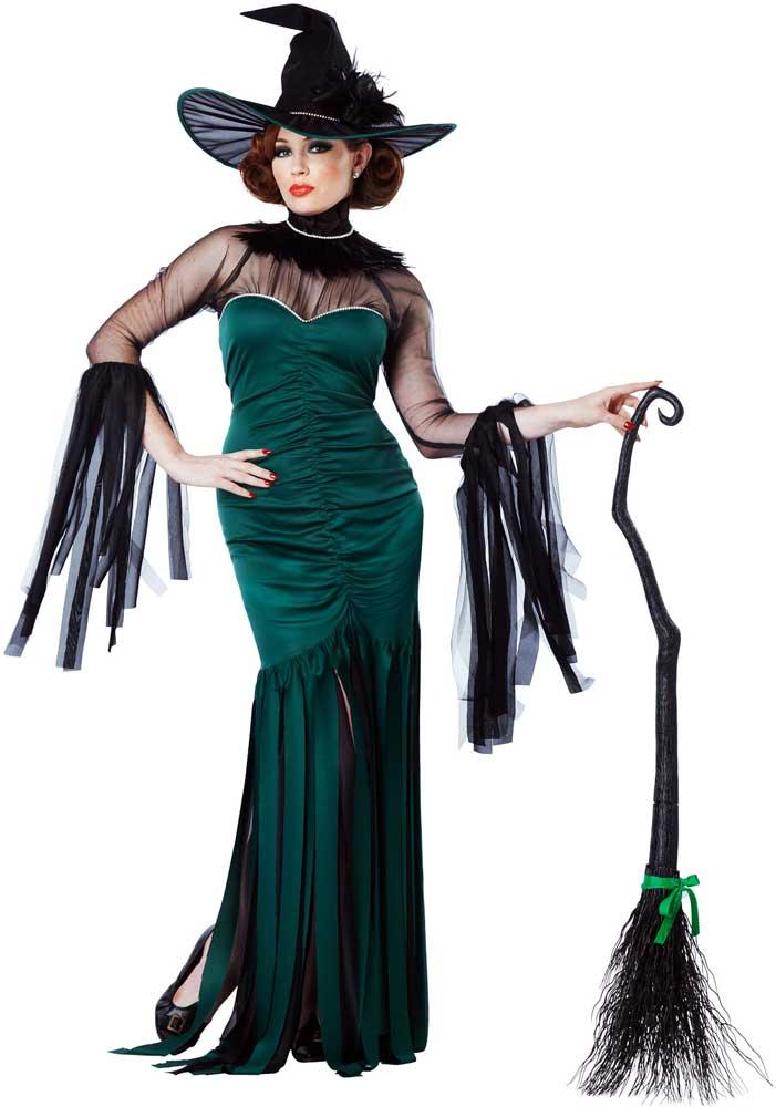 sorceress Adult costume
