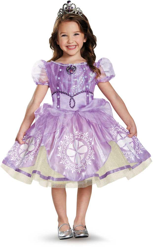licensed disney sofia first sofia tutu prestige toddler