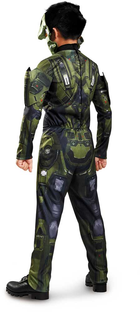 licensed halo master chief classic child boy halloween - Halloween Halo