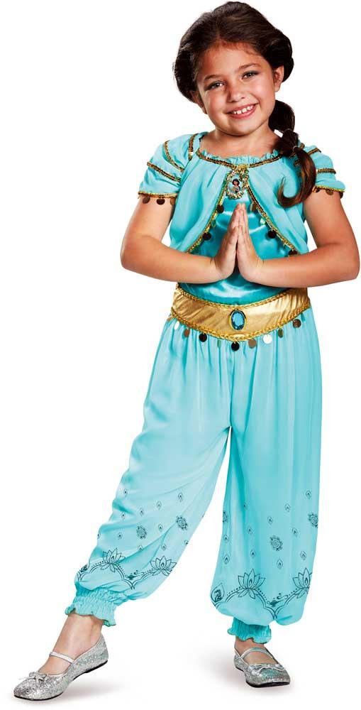 licensed disney aladdin princess jasmine prestige child girl