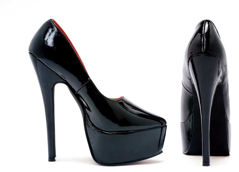 6b432106127 Sexy Pointed Toe Platform Stiletto Pumps Stripper High Heels Shoes ...