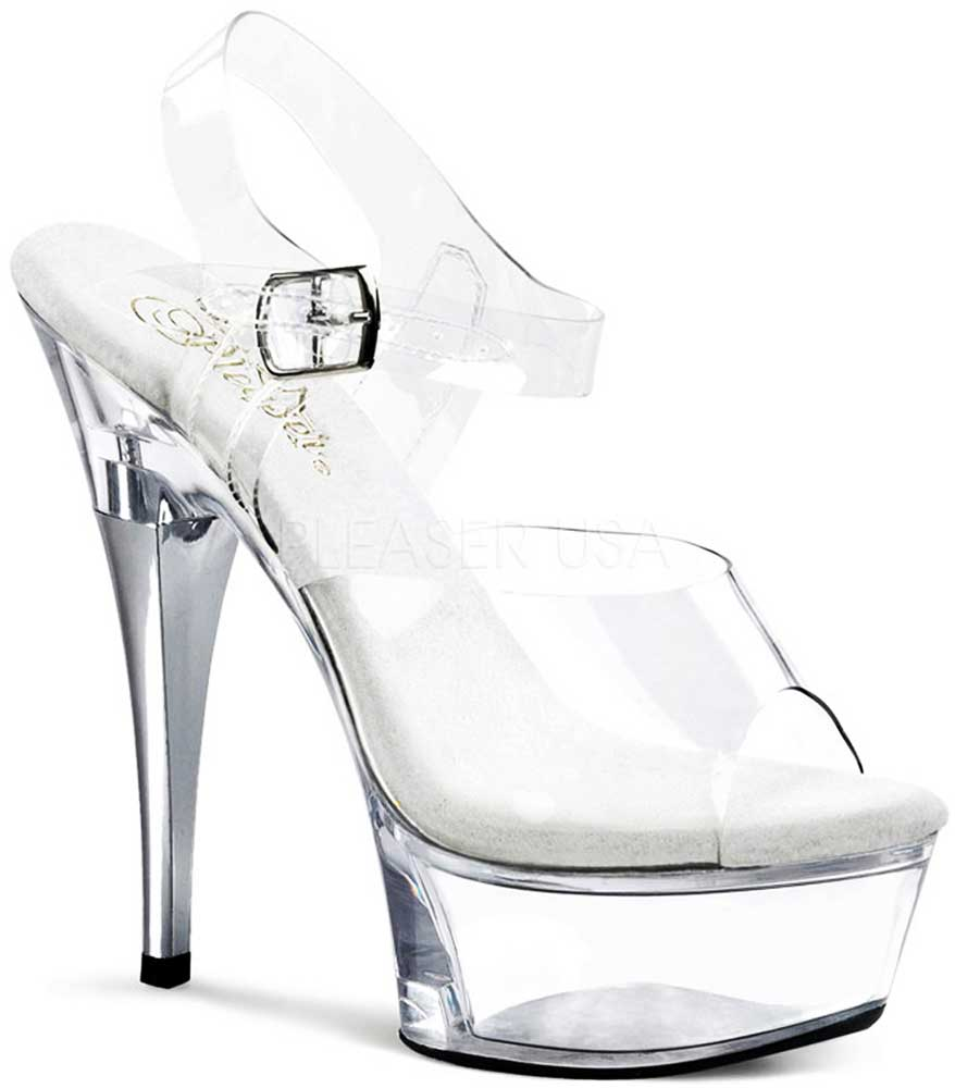 Hot Rhinestone Platform Platform Rhinestone Open Toe Ankle Strap Sandal High Heels Shoes Adult Donna 5ff27f