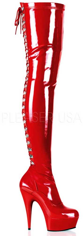 Sexy Back Lace Up Thigh High Platform Stiletto Heel Stiefel Stiefel Stiefel schuhe Adult damen 105c02