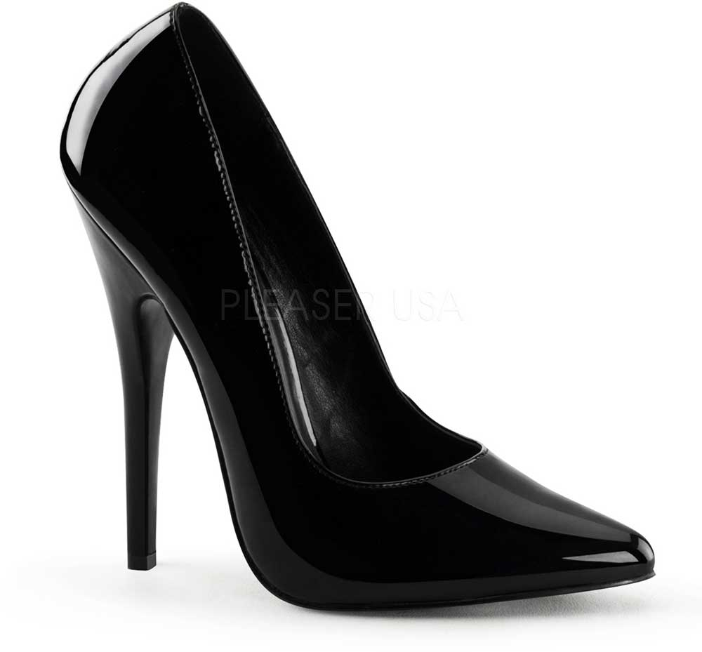 Classic-Pointed-Toe-Sexy-Stiletto-Pump-Extreme-High-Heels-Shoes-Adult-Women