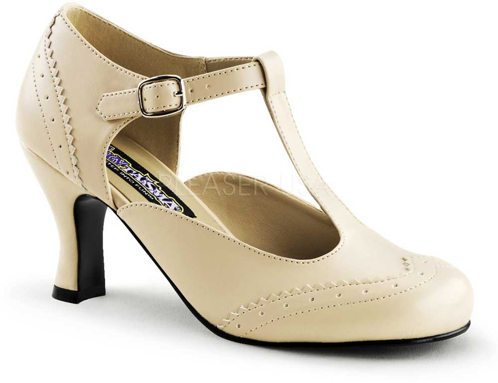 Amusing idea Adult size t strap shoes