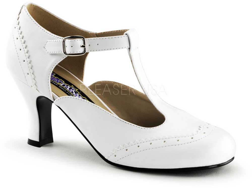 Adult size t strap shoes you have
