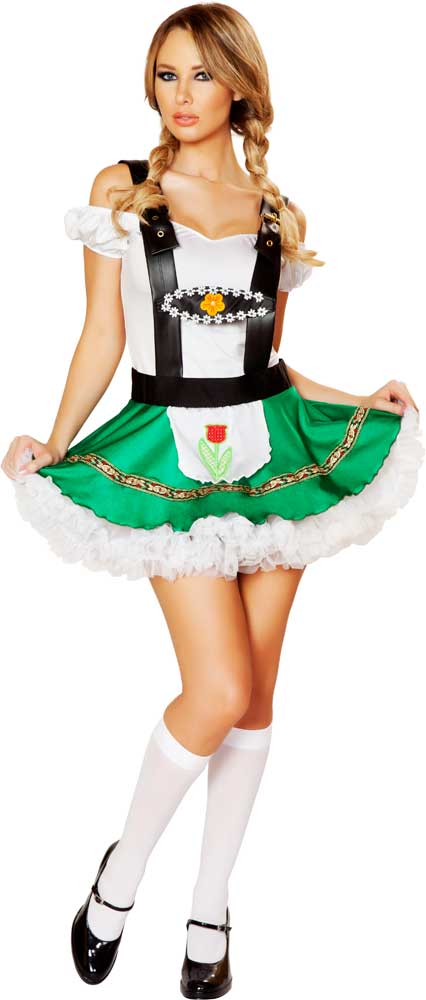 Sexy-Beer-Girl-Oktoberfest-Hoffbrau-Lady-Halloween-Costume-  sc 1 st  eBay : ebay halloween costumes women  - Germanpascual.Com