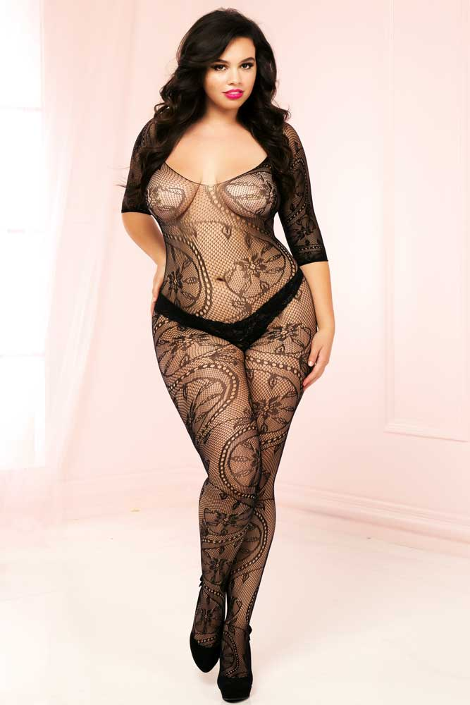 Would like sexy plus size crotchless lingerie apologise