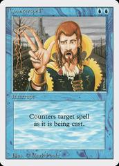 Counterspell Magic Revised Prices
