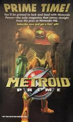 Advertisement - Front | Metroid Prime Gamecube
