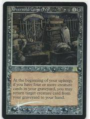 Oversold Cemetery [Foil] Magic Onslaught Prices