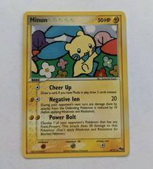 Minun Pokemon POP Series 3 Prices