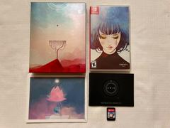 Gris, Content; From Special Reserve Games. | Gris Nintendo Switch