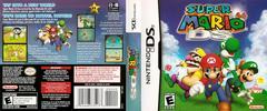 Canadian Cover Art   Super Mario 64 DS PAL Nintendo DS