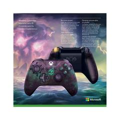 Box Back | Xbox One Sea of Thieves Wireless Controller Xbox One