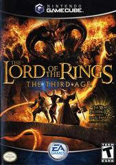 Front Cover   Lord of the Rings Third Age Gamecube