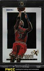 Scottie Pippen [Credentials] Basketball Cards 1996 Skybox E-X2000 Prices
