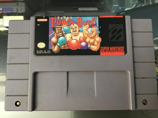 Super Punch Out photo