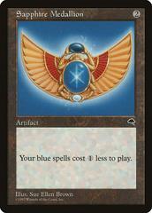 Sapphire Medallion Magic Tempest Prices