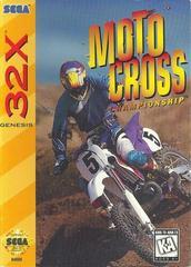 Motocross Championship - Front | Motocross Championship Sega 32X