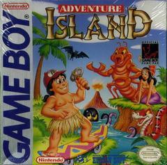 Adventure Island - Front | Adventure Island GameBoy