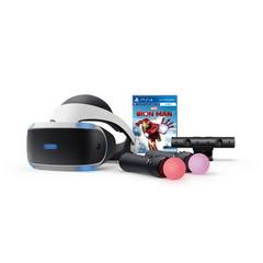 Playstation VR Marvel's Iron Man VR Bundle Playstation 4 Prices