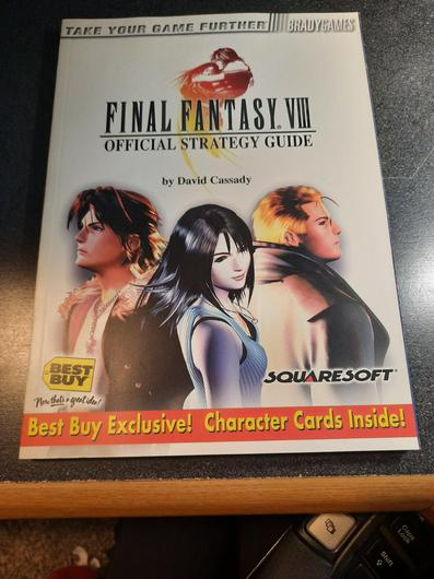 Final Fantasy VIII [BradyGames] photo